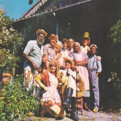 Sítio do Picapau Amarelo - essa foi a mais conhecida de todas as versões