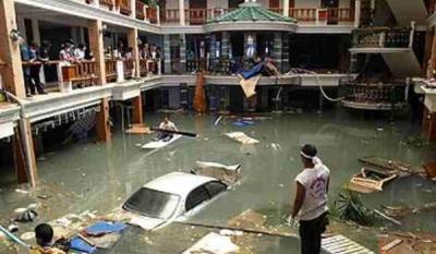 Os 10 desastres naturais mais mortais da História