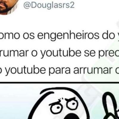 O que fazer quando o Youtube pifa?