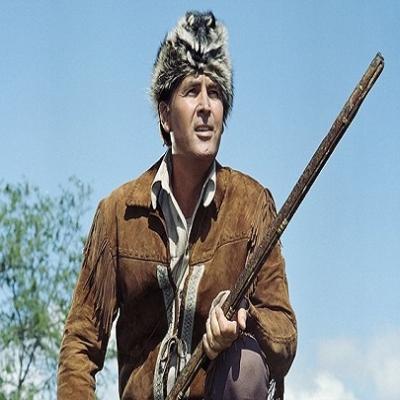 Daniel Boone - Na TV Tupi a série foi exibida até 1974.