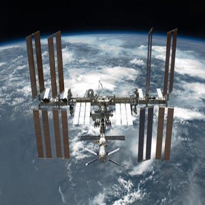 Assista a Estação Espacial Internacional ao vivo pela internet