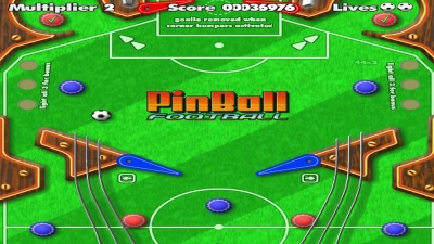Pinball - Football