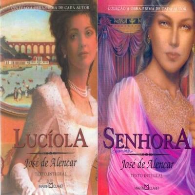 Senhora e Lucíola de José de Alencar: Romances que marcaram Gerações