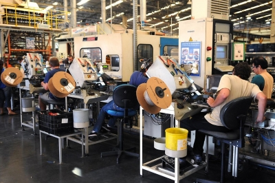 Criação em janeiro de 34,3 mil empregos formais