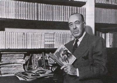 Biografia da Semana: Edgar Rice Burroughs