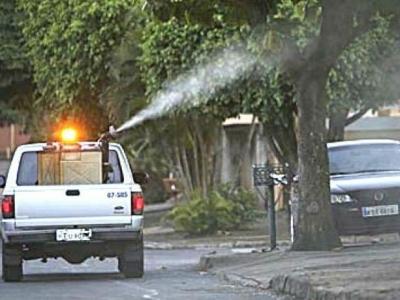 Carros fumacê desapareceram das ruas