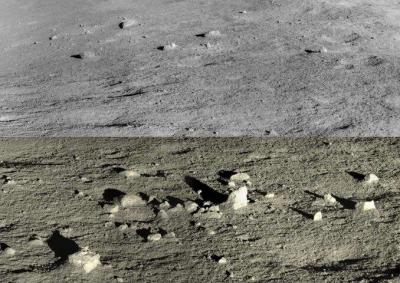 A missão chinesa Chang'E 4 revela segredos do lado escuro da lua