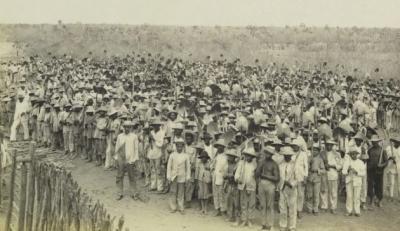 Voce  sabia que ja teve campos de concentração aqui no Brasil ?
