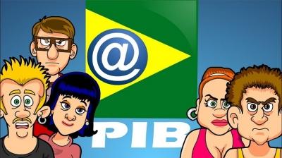 PIB Partido da Internet Brasileira!