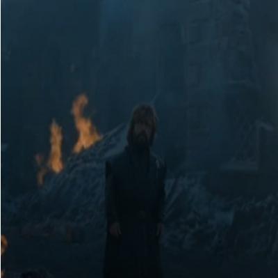 Episódio final de Game of Thrones