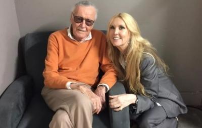 Filha de Stan Lee revela que o pai deixou um super-herói inédito
