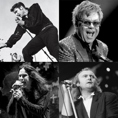 As melhores carreiras solo do rock