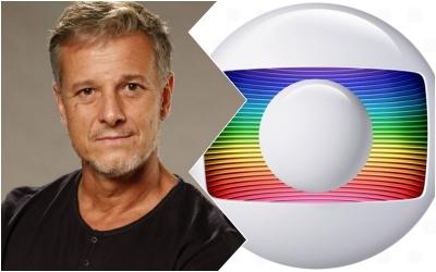 Marcello Novaes é flagrado com uma arma de fogo nos estúdios Globo e ameaça cole