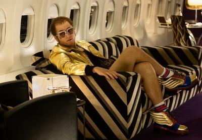 Filme que contará a história de Elton John libera a primeira imagem