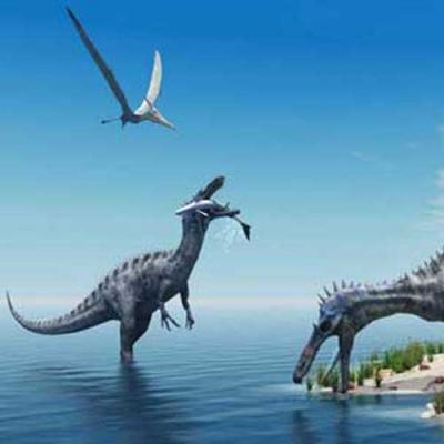 Os dinossauros prosperaram durante as mudanças climáticas?