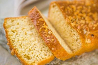 Pão Low Carb Melhor do Mundo