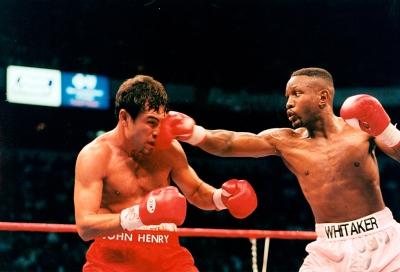 Pernell Whitaker: Lendas do Boxe