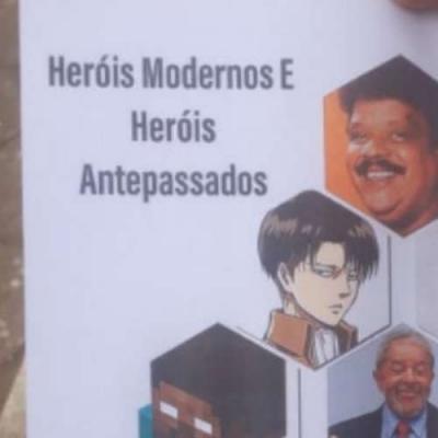 Herois antepassados