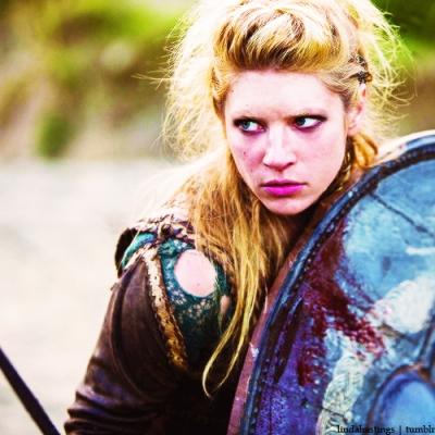 Vikings: 6 atrizes da série descaracterizadas