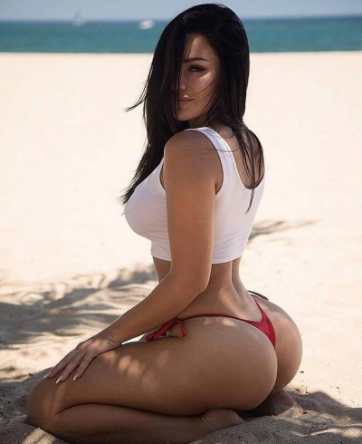 A modelo fitness Mia Lopez a japa sensual turbinada do Instagram