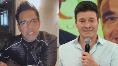 Rodrigo Faro e Zezé Di Camargo batem boca na internet