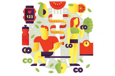 Quatro passos para você ter uma alimentação mais saudável em 2021