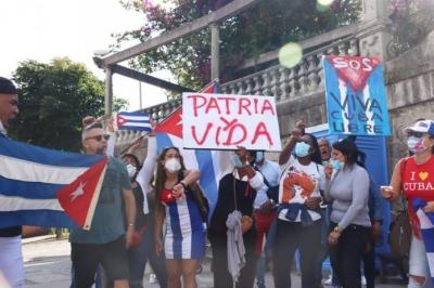 Cuba derruba internet para evitar mobilização para novos protestos
