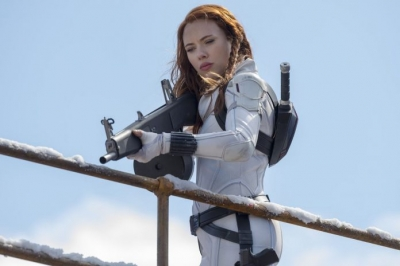 Scarlett Johansson faturou mais de US$ 20 milhões com 'Viúva Negra', diz Disney