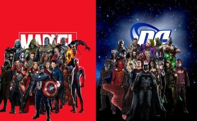 Mas afinal quem veio primeiro? Marvel ou DC? Digimon ou Pokémon?