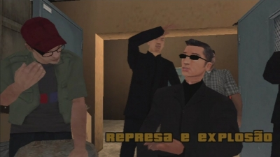 GTA San Andreas #66 Represa e explosão
