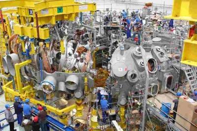 Alemães ativaram reator de fusão nuclear que irá mudar o mundo