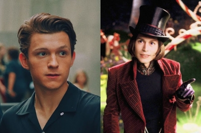 Tom Holland pode ser o próximo Willy Wonka