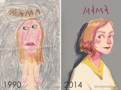 Confira a evolução dos artistas nesse incrível projeto