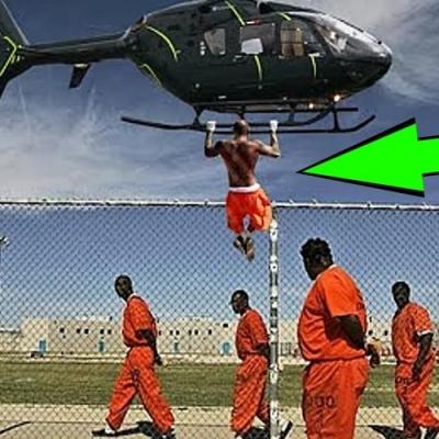 As fugas de prisão mais engenhosas de todos os tempos