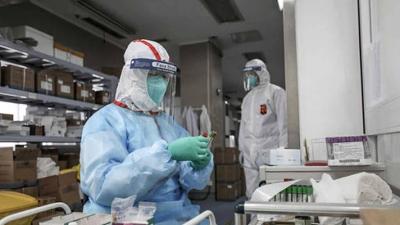 A teoria do coronavírus fabricado em Wuhan em ganha força