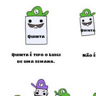 O Luigi de todas as semanas