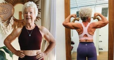 Vovó Fitness Que Perdeu Mais de 28 Kg aos 73 anos Mostra Que Nunca é Tarde para