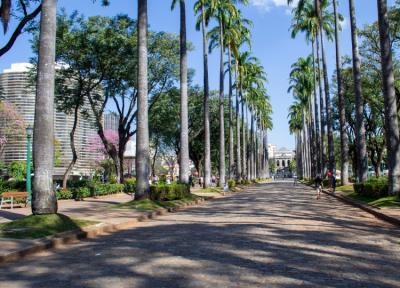 Como está sendo a reabertura dos pontos turísticos de Belo Horizonte