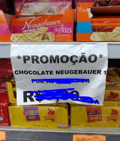 Promoção ou inflação
