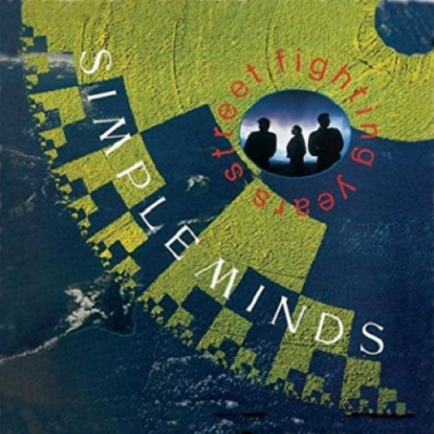 Street Fighting Years, do Simple Minds, e as belezas das Highlands