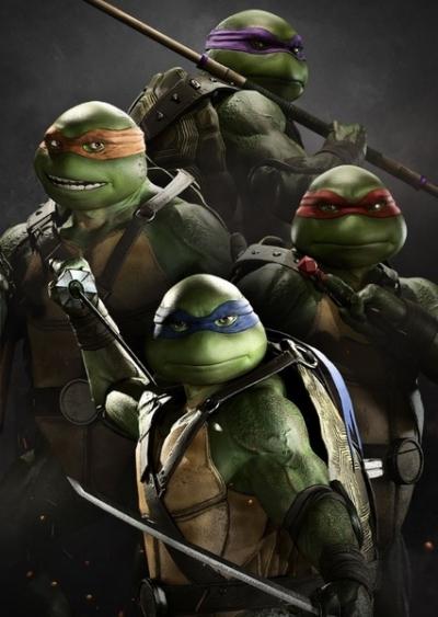 Novidades sobre o novo filme das Tartarugas Ninja, confira!