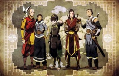 Curiosidades sobre Avatar: A Lenda de Aang