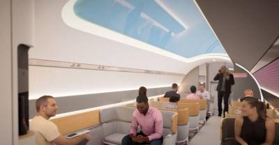 O vídeo de apresentação do Virgin Hyperloop parece retirado de um filme de ficçã