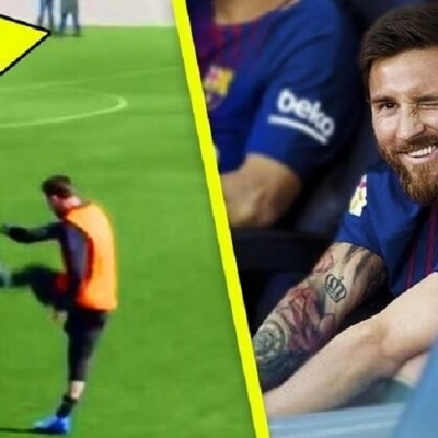 Proezas que até hoje só Lionel Messi sabe fazer