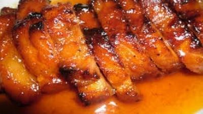 Receita: Lombinho de porco com molho de laranja