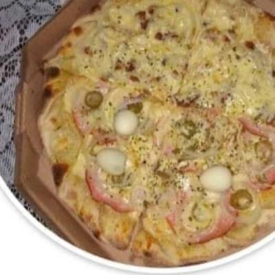Sandra a Pizza