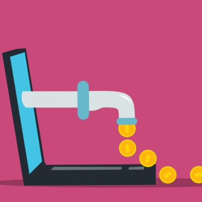 Como ganhar dinheiro na internet sem muito investimento?