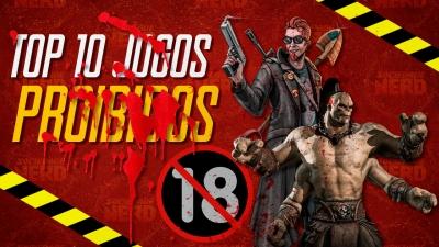 Os jogos que foram proibidos no Brasil