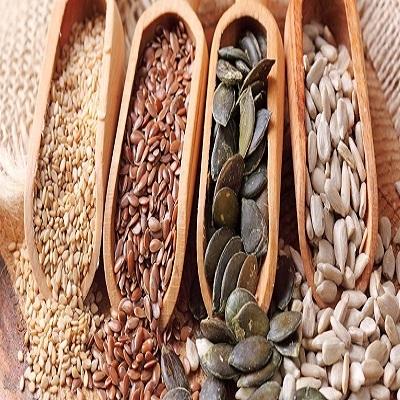 As 10 sementes mais saudáveis para comer e seus benefícios