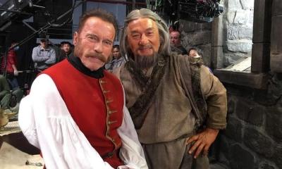 The Iron Mask - Filme com Jackie Chan e Arnold Schwarzenegger ganha trailer